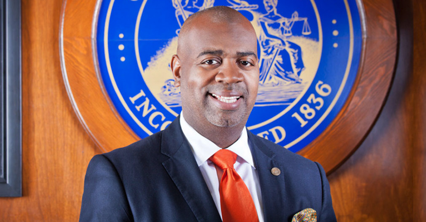 Photo: Newark Mayor Ras Baraka/Courtesy City of Newark