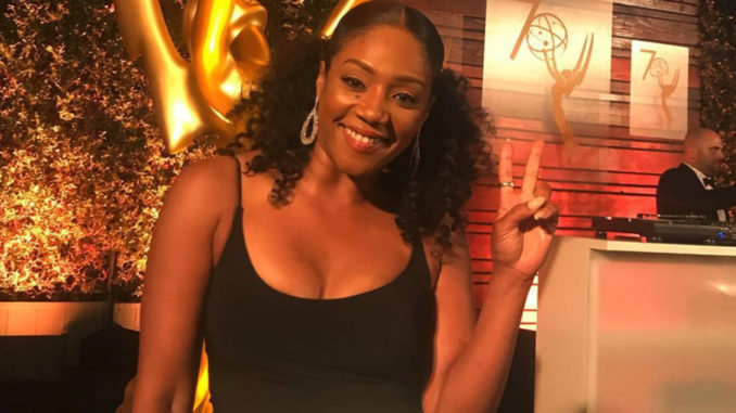 Tiffany Haddish (Image source: Instagram-@tiffanyhaddish)