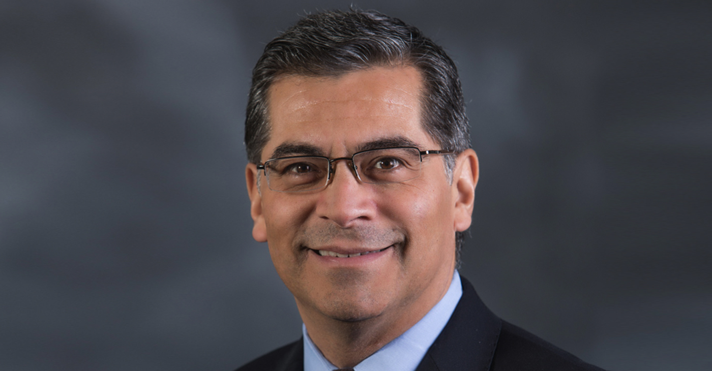 California Attorney General Xavier Becerra/Courtesy Office of California Attorney General