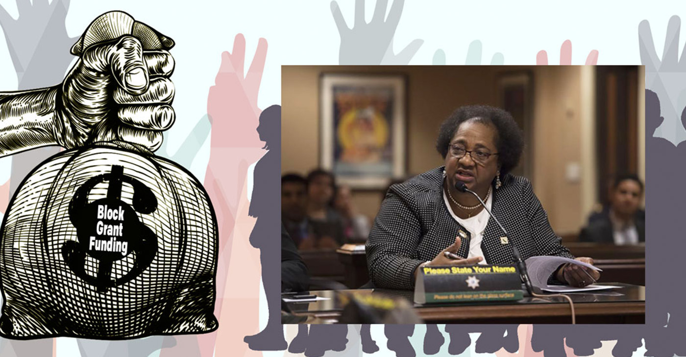 Assemblymember Shirley Weber | D-San Diego (Image by: blackvoicenews.com)