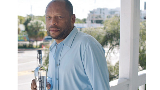 Victor George Spirits, CEO Victor Harvey