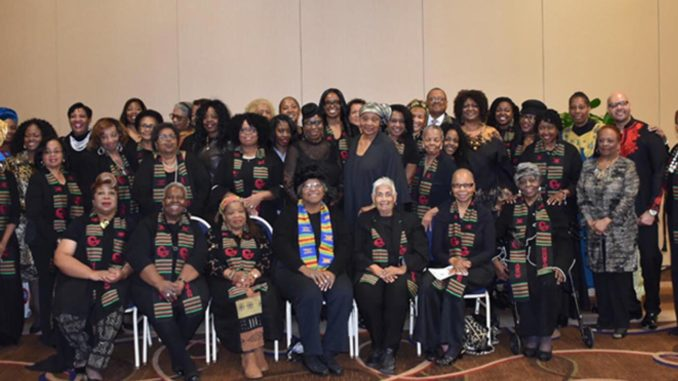 Members of The Association of Black Social Workers of Texas, Inc. (Photo by: forwardtimes.com)