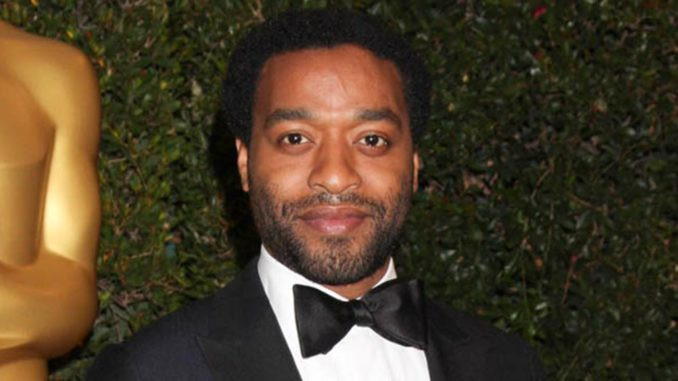 Chiwetel Ejiofor at the Academy of Motion Picture Arts and Sciences' Governors Awards in Hollywood. (Photo credit: Splash News)