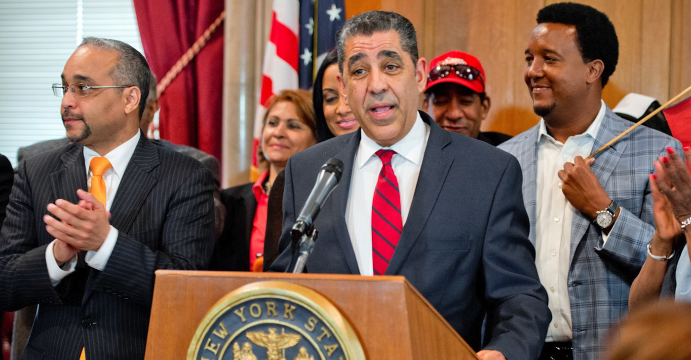 Specifically, we are asking that you accept the request of membership of all Blacks in Congress, including Congressman Adriano Espaillat (D-NY), a former undocumented individual who, like you and I, is of African descent.