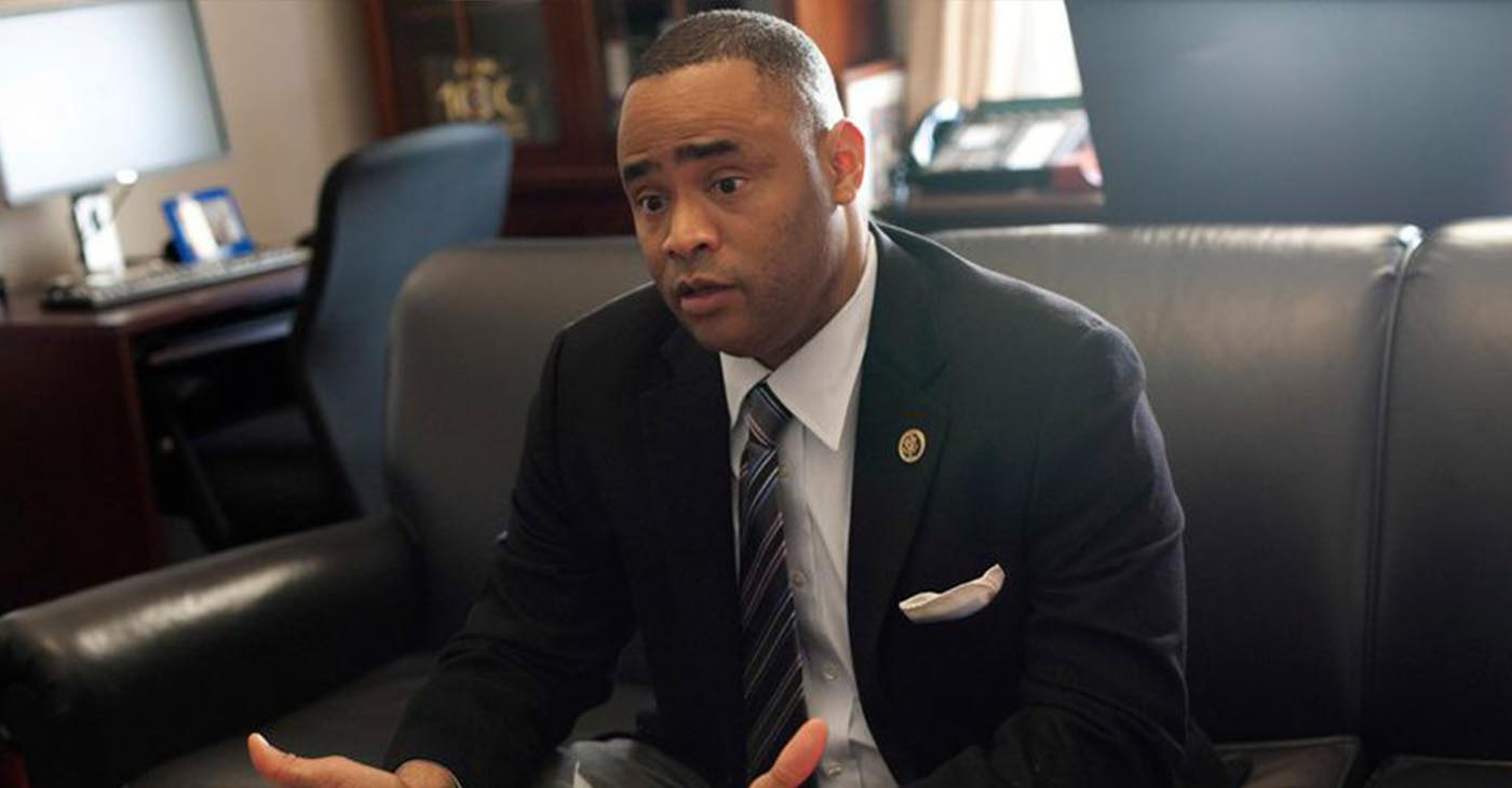 Congressman Marc Veasey (Photo by: lasentinel.net)
