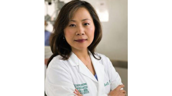 Dr. Judy Kim (Photo by: milwaukeecourieronline.com)