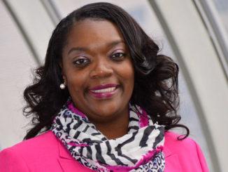 Detroit City Council Member-at-Large Janeé Ayers.