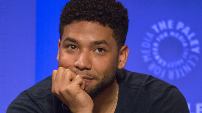 Jussie Smollett (Photo by: iDominick | Wiki Commons)