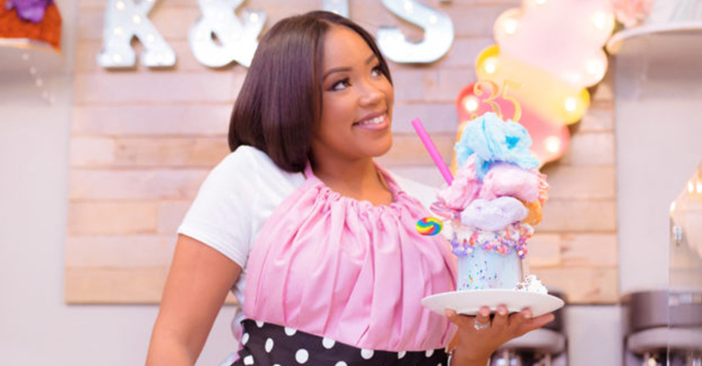 Kristal Bryant, owner of K&J's Elegant Pastries in Alabaster, is among a growing number of small business owners in the Birmingham metro area-- many of whom are African-American-- operating and succeeding with their own establishments. (Provided Photo)