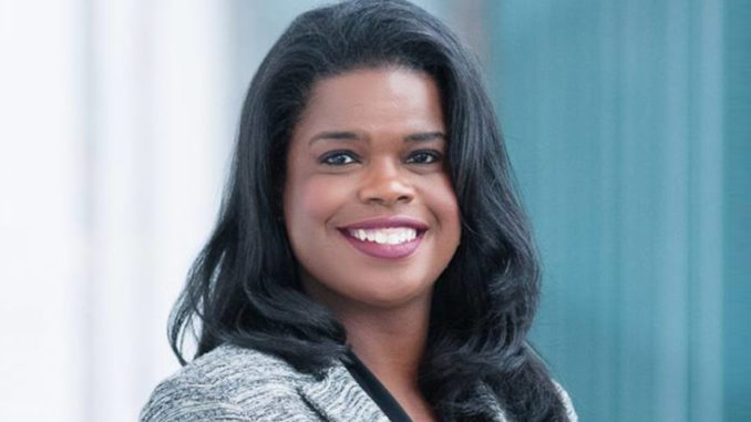 Kim Foxx, State's Attorney for Cook County, Illinois