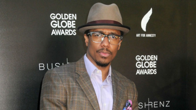 Nick Cannon (Photo credit: Splash Media)