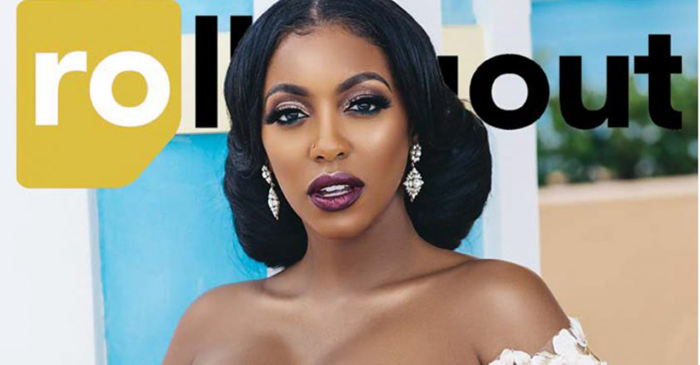 Porsha Williams (Photo by: Stanley Babb)