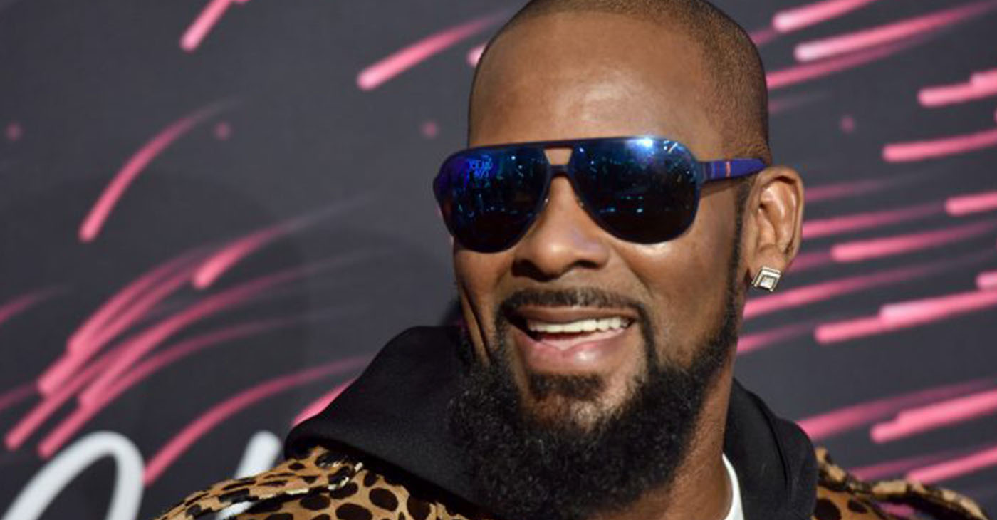 R. Kelly (Photo by: defendernetwork.com)
