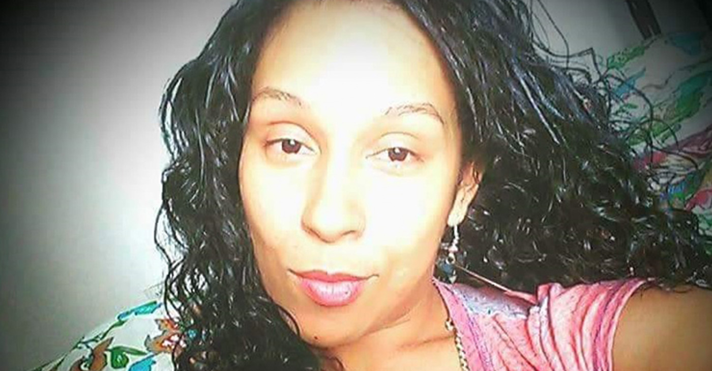 Rena Hodges, 35-year-old victim of domestic violence
