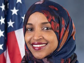 Rep. Ilhan Omar (Photo by: Kristie Boyd; U.S. House Office of Photography | Wiki Commons)