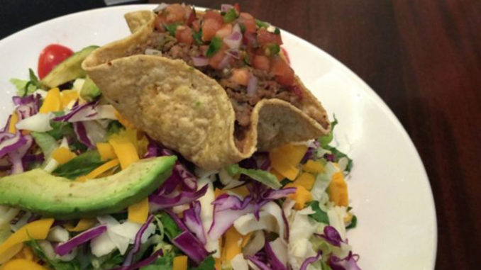 Big portions from Mi Cocina. (Photo by Sheletta Brundidge)
