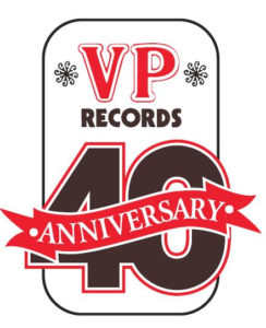 VP Records Anniversary Logo