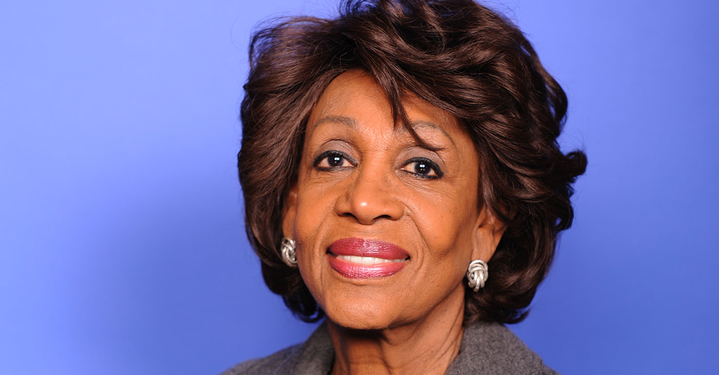Congresswoman Maxine Waters (D-CA), Chairwoman of the House Committee on Financial Services, and Congressman Al Green (D-TX), Chairman of the Subcommittee on Oversight and Investigations, wrote to Consumer Financial Protection Bureau Director Kathy Kraninger (Photo: Wikimedia Commons)
