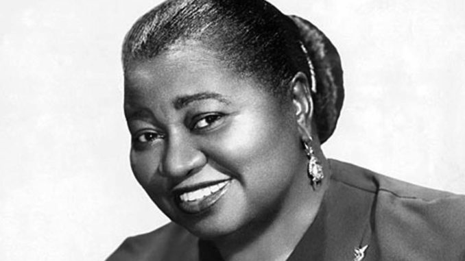Hattie McDaniel/Courtesy Classic Movie Hub
