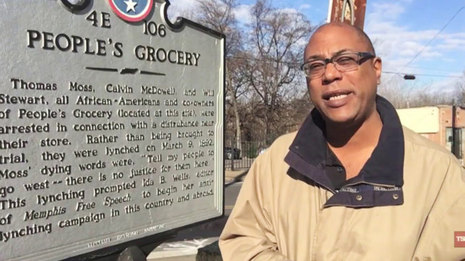 "With ""History: Hidden in Plain Sight,"" TSD's Lee Eric Smith takes you inside the history of Memphis and the Mid-South that many Memphians pass by every day."