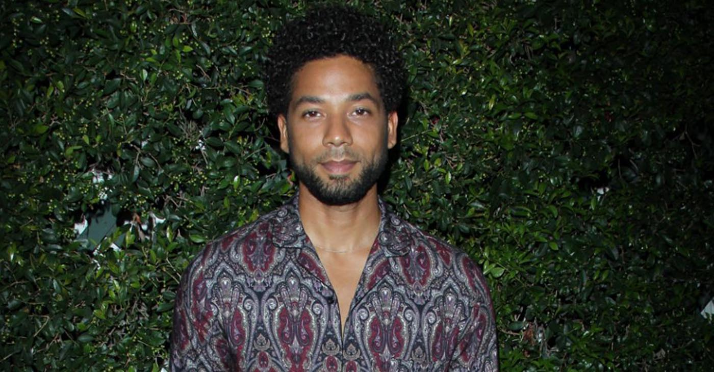 Jussie Smollett (Photo credit: Jen Lowery / Splash News)