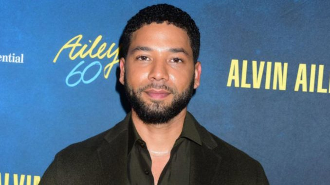 Jussie Smollett (Photo credit: Splash News)