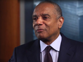 Over the next two to three years, according to Richardson, The HistoryMakers will focus on adding 150 additional interviews of noted African American business leaders to its collection – increasing its BusinessMakers category to 500. (Image of Ken Chenault, Black Enterprise / YouTube)