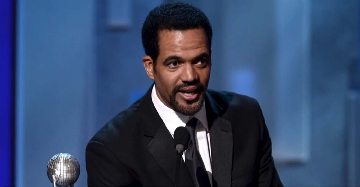Kristoff St. John, the fan favorite was found dead in his home by a friend. Although suspected, St. John's death has not yet been ruled a suicide and there are no signs of foul play. He was 52. (Photo: Screen capture, CBSN / YouTube)