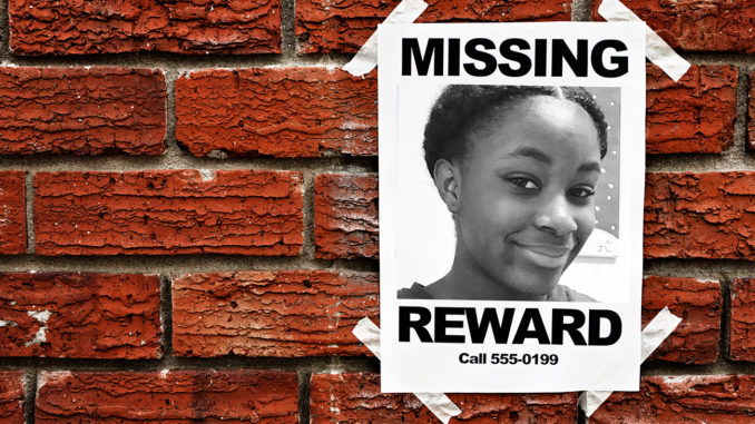 (Photo: iStockphoto / NNPA). Photos of missing children: National Center for Missing & Exploited Children