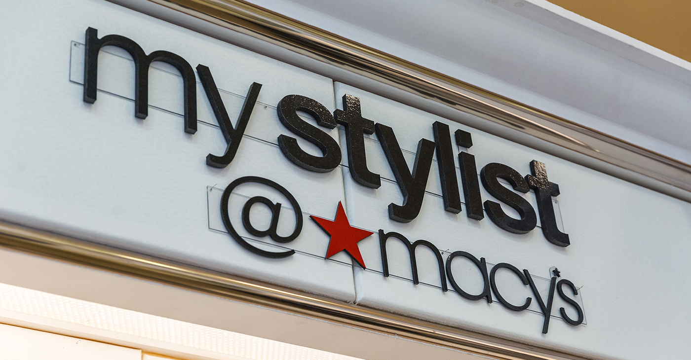 My Stylist@Macy's is a fast, fun and free service for all customers. The appointment includes personalized pulls and a private fitting room in the My Stylist office.