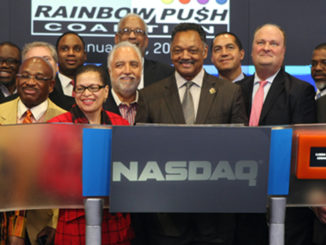 """This year's Wall Street Project Economic Summit plans to address where and what African Americans should and can do - since setting foot 400 years ago on U.S. soil,"" Rev. Jesse L. Jackson, Sr. founder and president of the Rainbow PUSH Coalition, and organizer of the Wall Street Project."