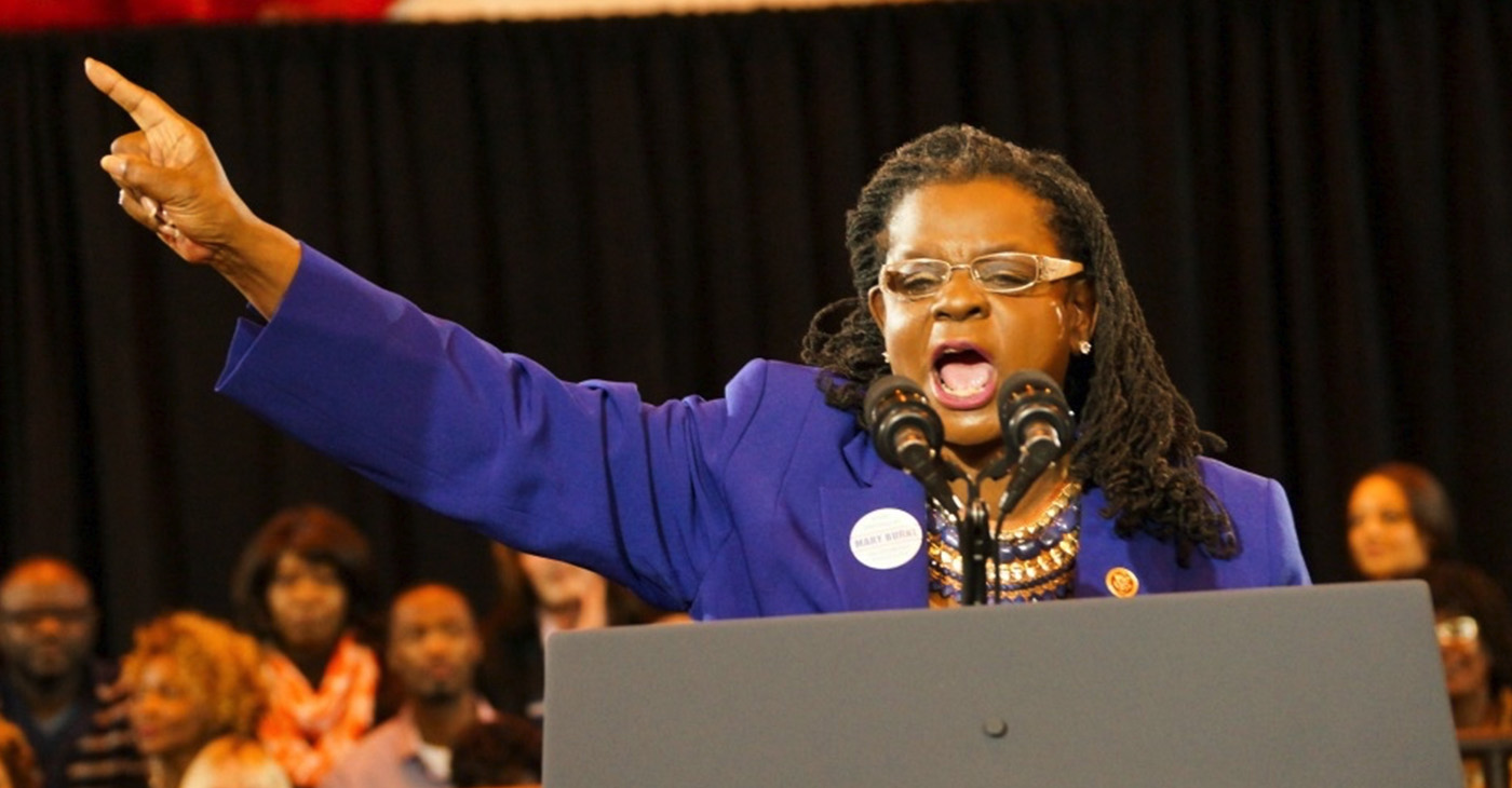 Photo: U.S. Representative Gwen Moore. (Photo: Milwaukee Teachers' Education Association/flickr/cc)