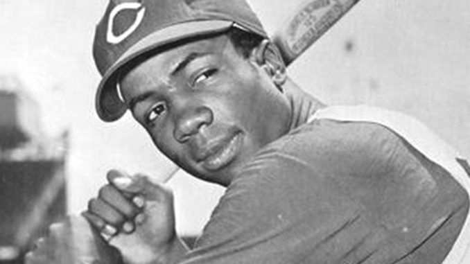 Baseball legend Frank Robinson (Photo: Wkimedia Commons)