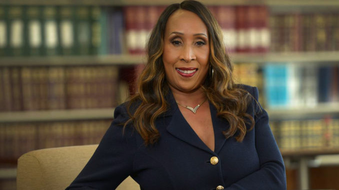 Dr. Brooks will walk the Red Carpet on Saturday, March 30, in Los Angeles where she'll find out if her nomination turns into a win at the 50th NAACP Image Awards.