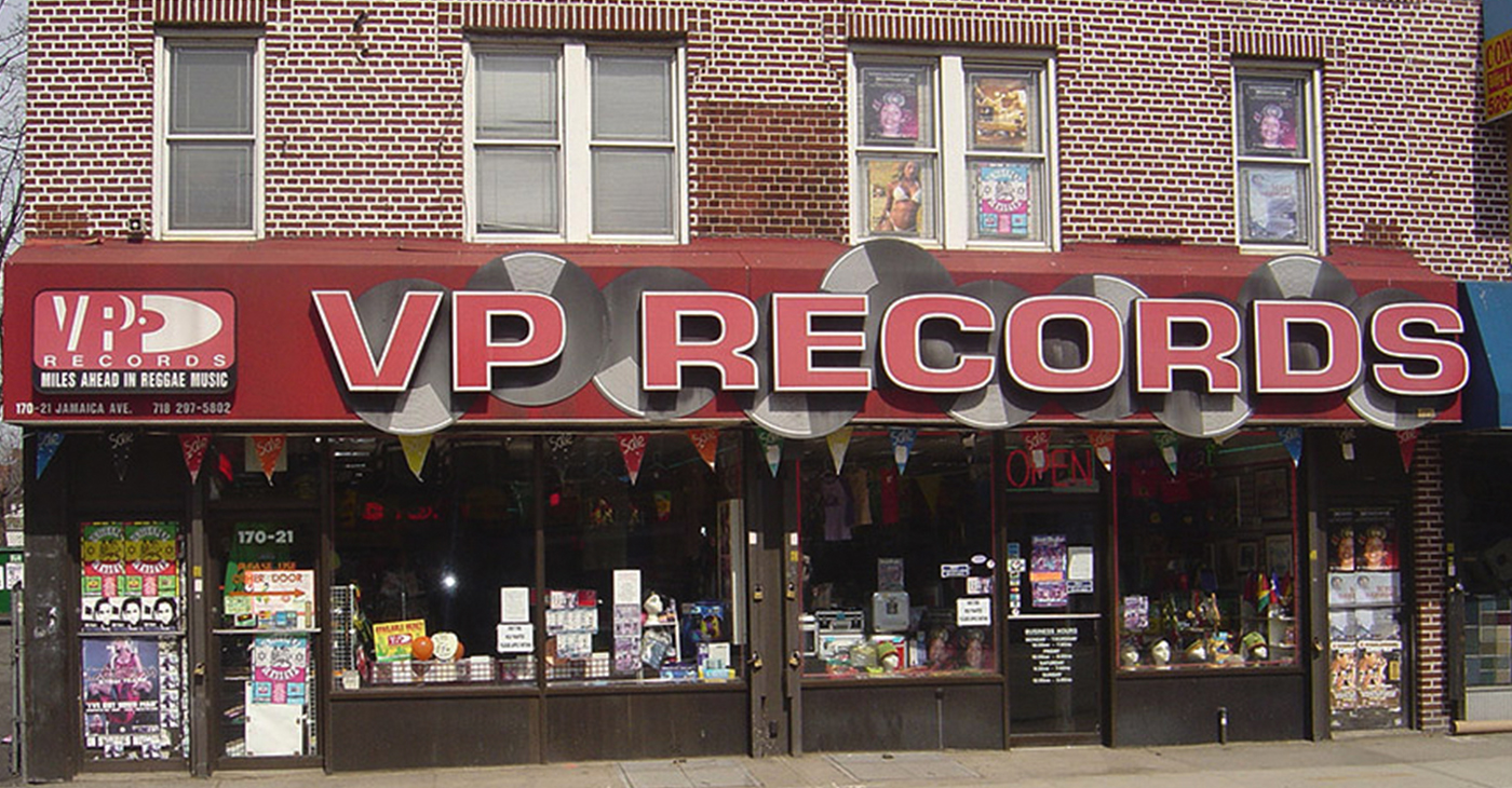 VP Records in Jamaica, Queens NY