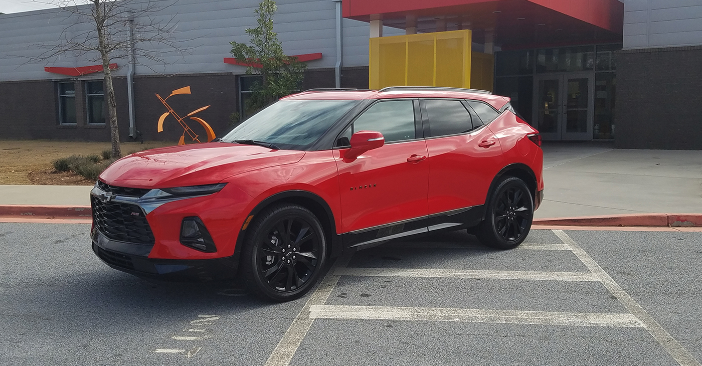 GM has a winner on its hands with the all-new Blazer. In the RS we reviewed, there was nothing lacking. In our opinion, the Blazer and the Nissan Murano are two of the most stylish mainstream crossovers available.