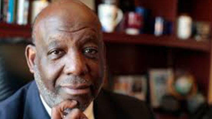 Dr. Forrest E. Harris, Sr.