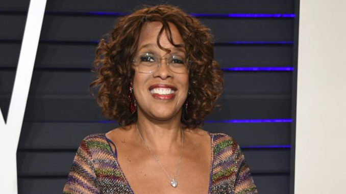 Gayle King (Photo by: defendernetwork.com)