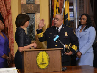 The Baltimore City Council unanimously approved the appointment of former New Orleans Superintendent Michael Harrison Monday, after a series of meetings with the community prior to the vote. (Courtesy of Baltimore Police Department)