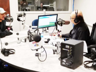 Vietnam Veteran and Host Cliff Kelley converse with Navy Veteran 3rd Class Petty Officer Ken Porter about the significance of Millennials becoming educated and empowered through Civil Action.