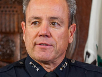 Los Angeles Police Chief Michel Moore