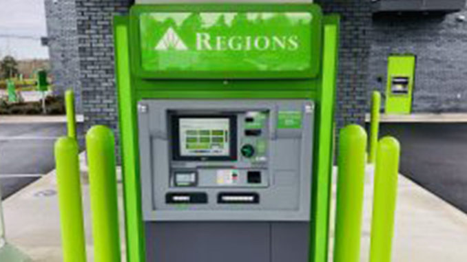 Regions Bank in Sugar Hill
