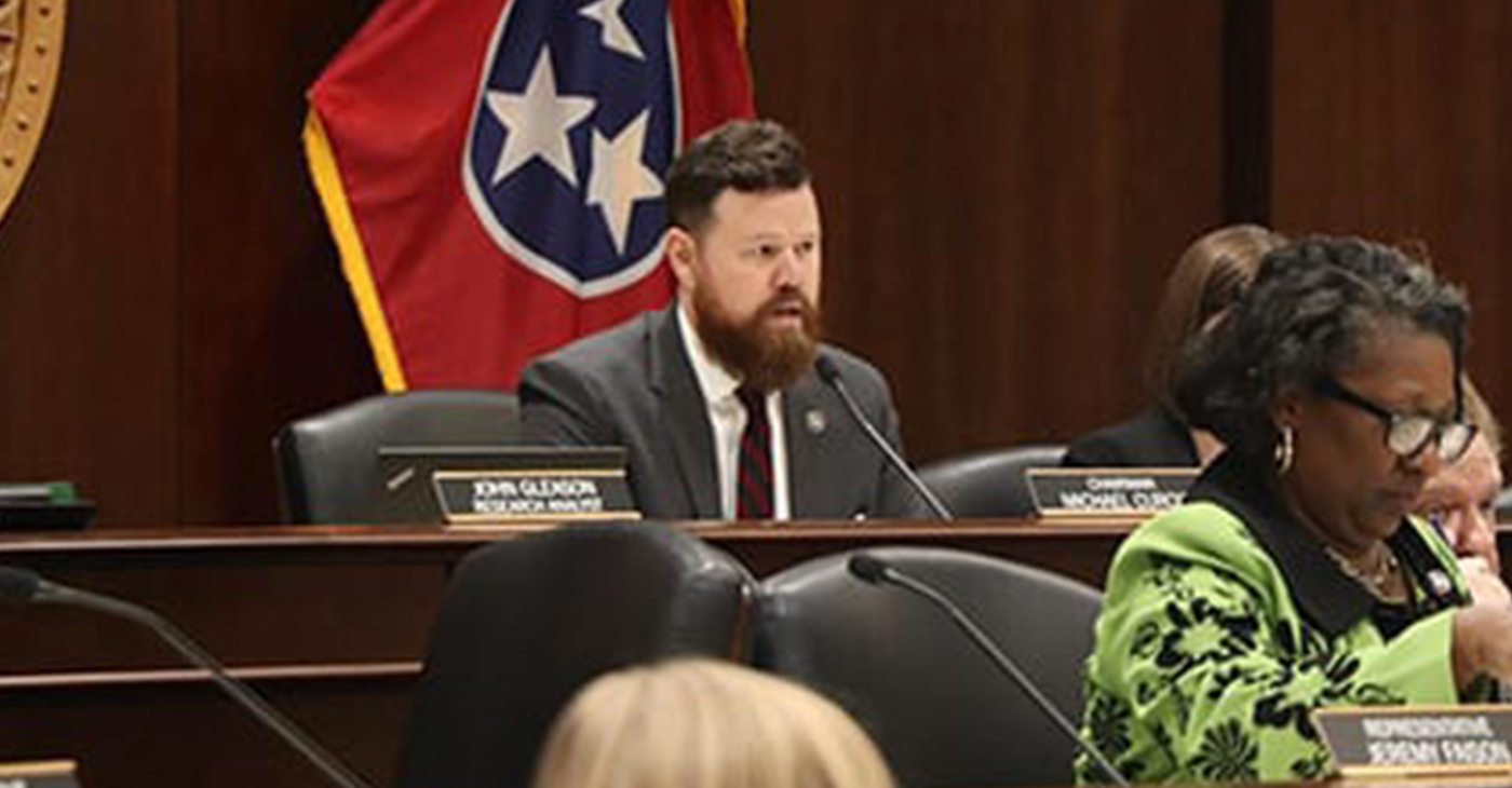 Representative Mike Curcio urges members of the House subcommittee on Criminal Justice to pass his bill that will strip Nashville's COB of its subpoena power and remove COB members who come from communities most affected by police violence. The bill, HB 658, now heads to the full House for a floor vote.