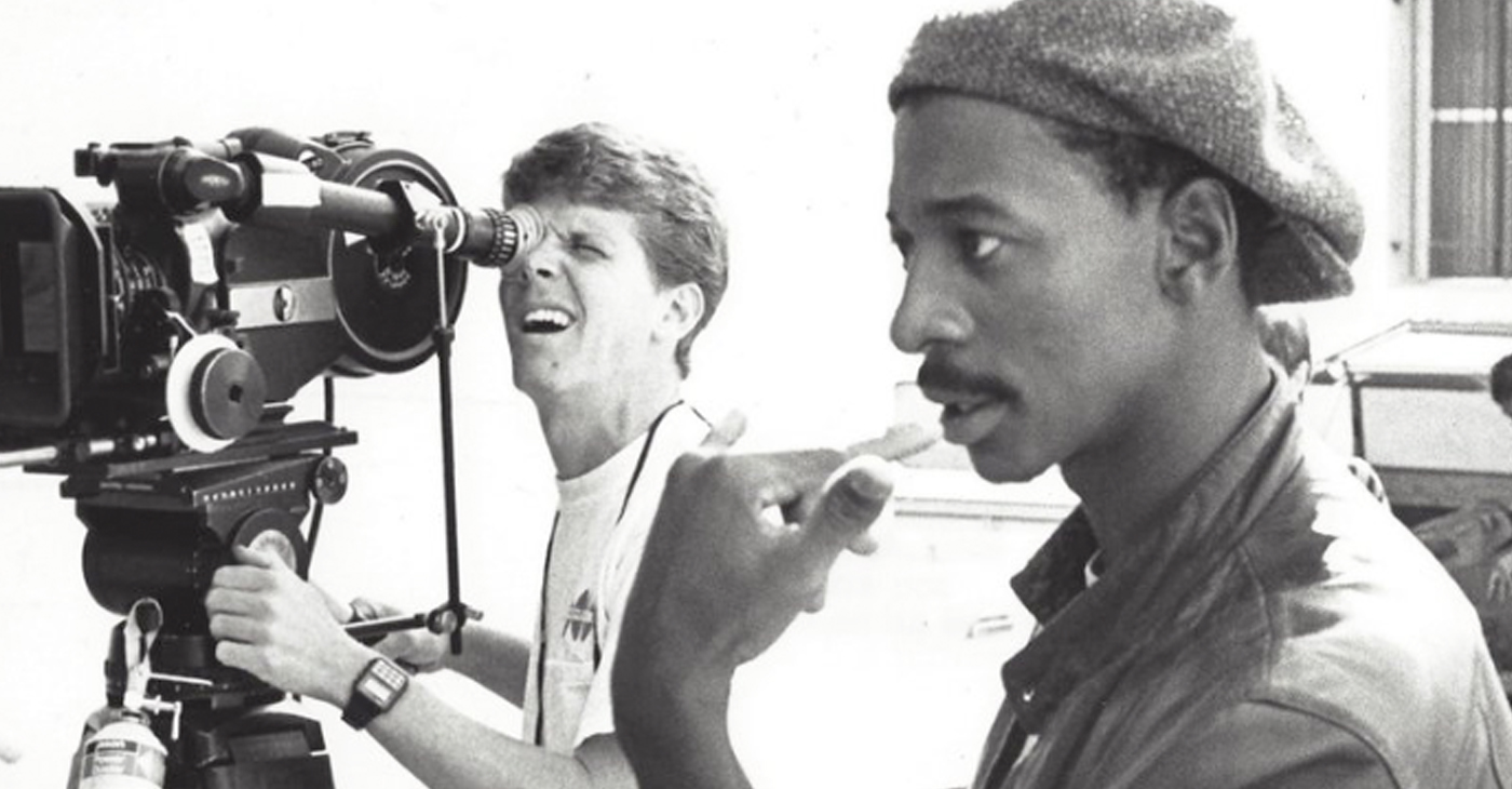 (r) Robert Townsend. (Photo courtesy of roberttownsend.com)