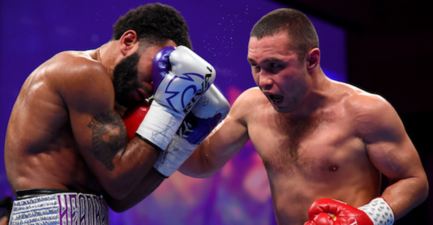 Lamont Peterson Retires After Crushing KO Loss | BlackPressUSA