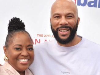 (l-r) Actress Sherri Shepherd and Rapper Common. (Photo by: lasentinel.net)