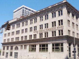 The Morris Building in Nashville.