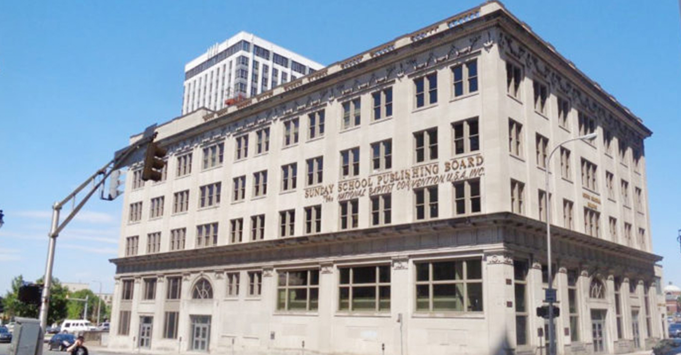 The Morris Building in Nashville.
