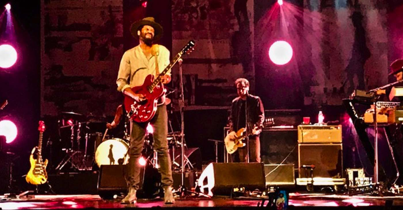 Gary Clark Jr. Live at the Beacon Theater by Dwight Brown