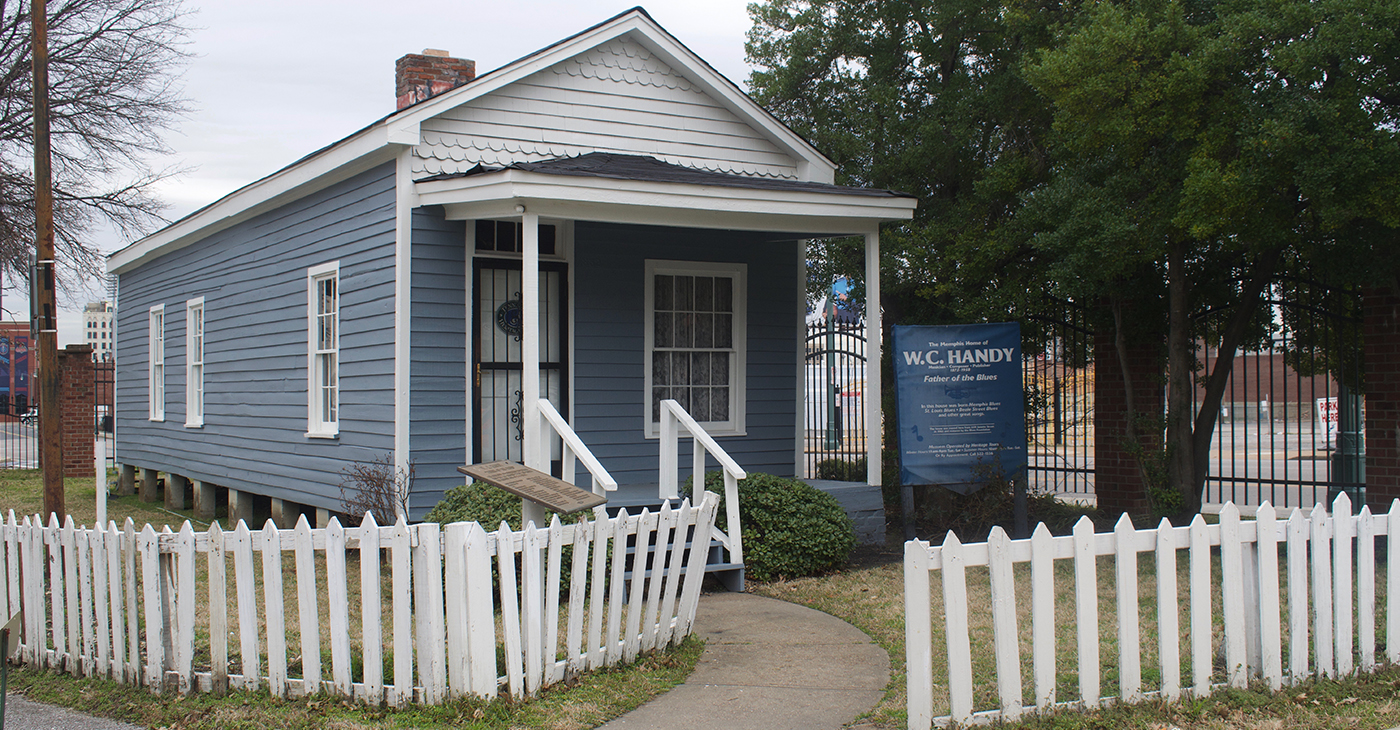 For many, the W.C. Handy Home & Museum had become synonymous with Elaine Turner and Heritage Tours, the operators since 1995. Now that tie has been severed. (Photos: Karanja A. Ajanaku)